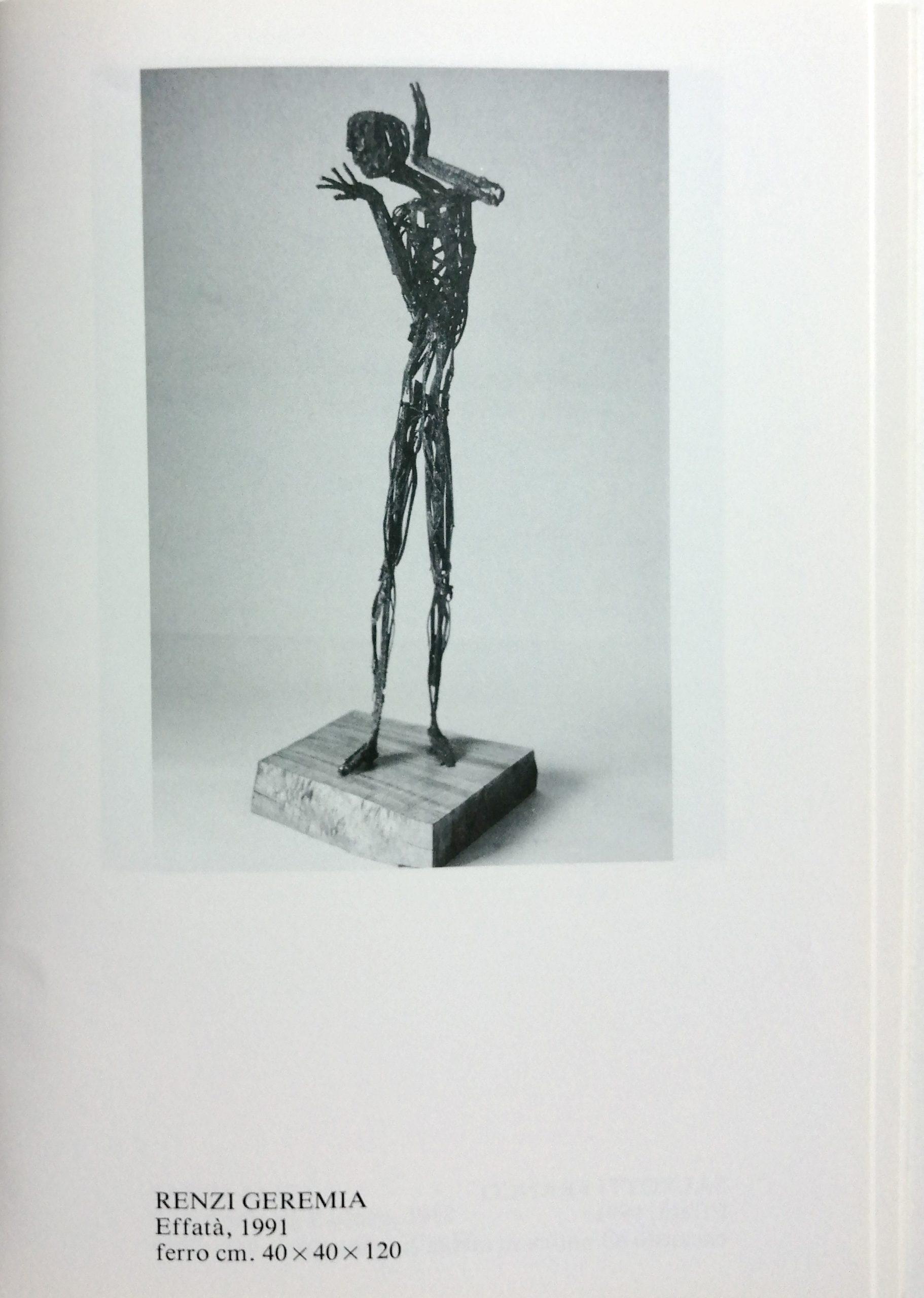 1991 Arte Sacra in San Simpliciano Milano pagina scaled - Bibliography/ Catalogues