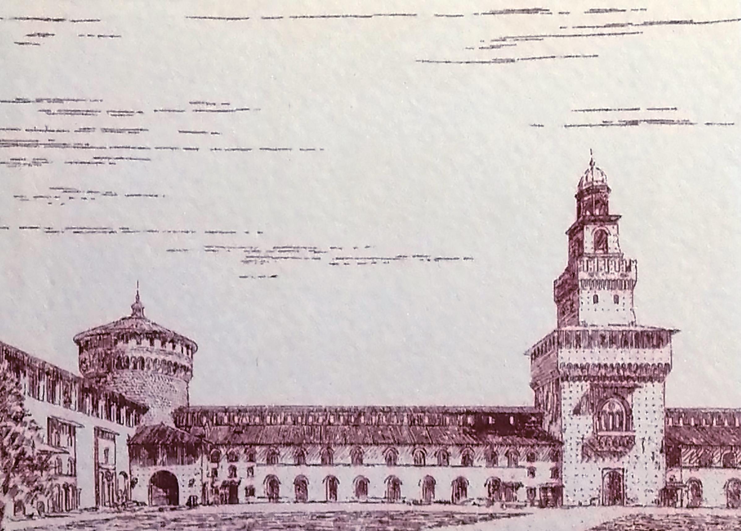 1991 Il Bulino castello Sforzesco Milano imm - Bibliography/ Catalogues