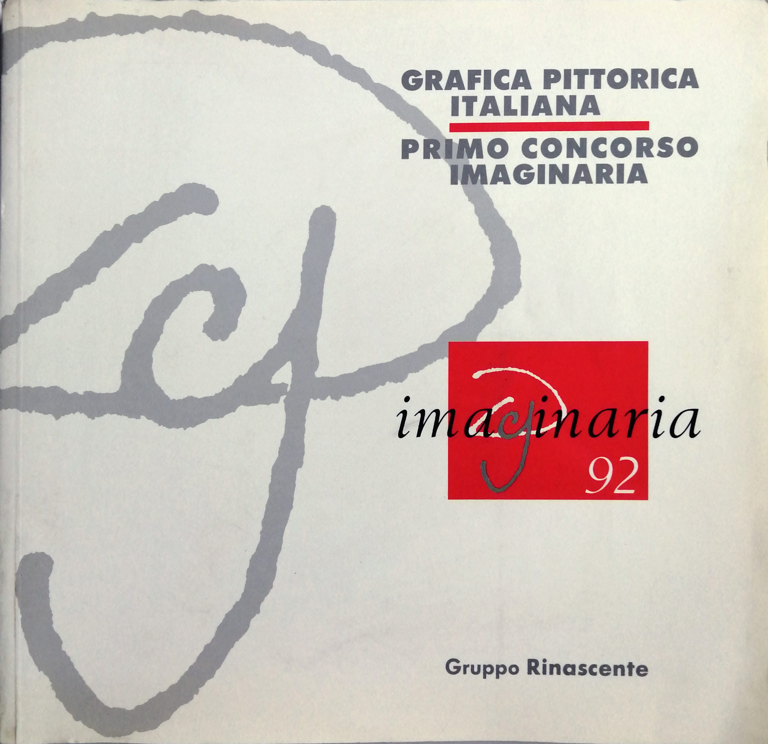 1992 Imaginaria Milano scaled - Bibliography/ Catalogues