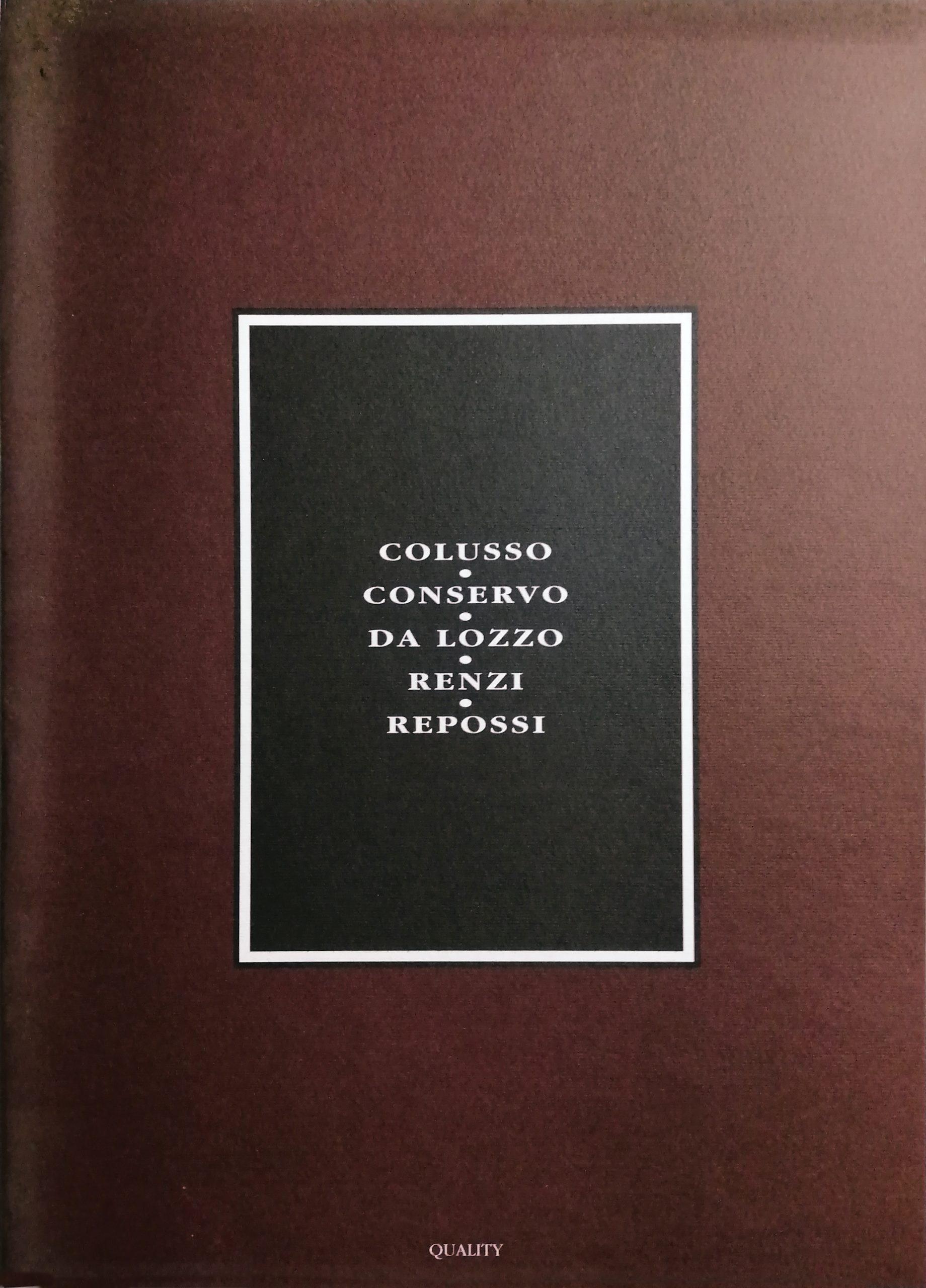 1993 Artisti del Melograno dOro Villa Litta Carini Orio Litta scaled - Bibliography/ Catalogues