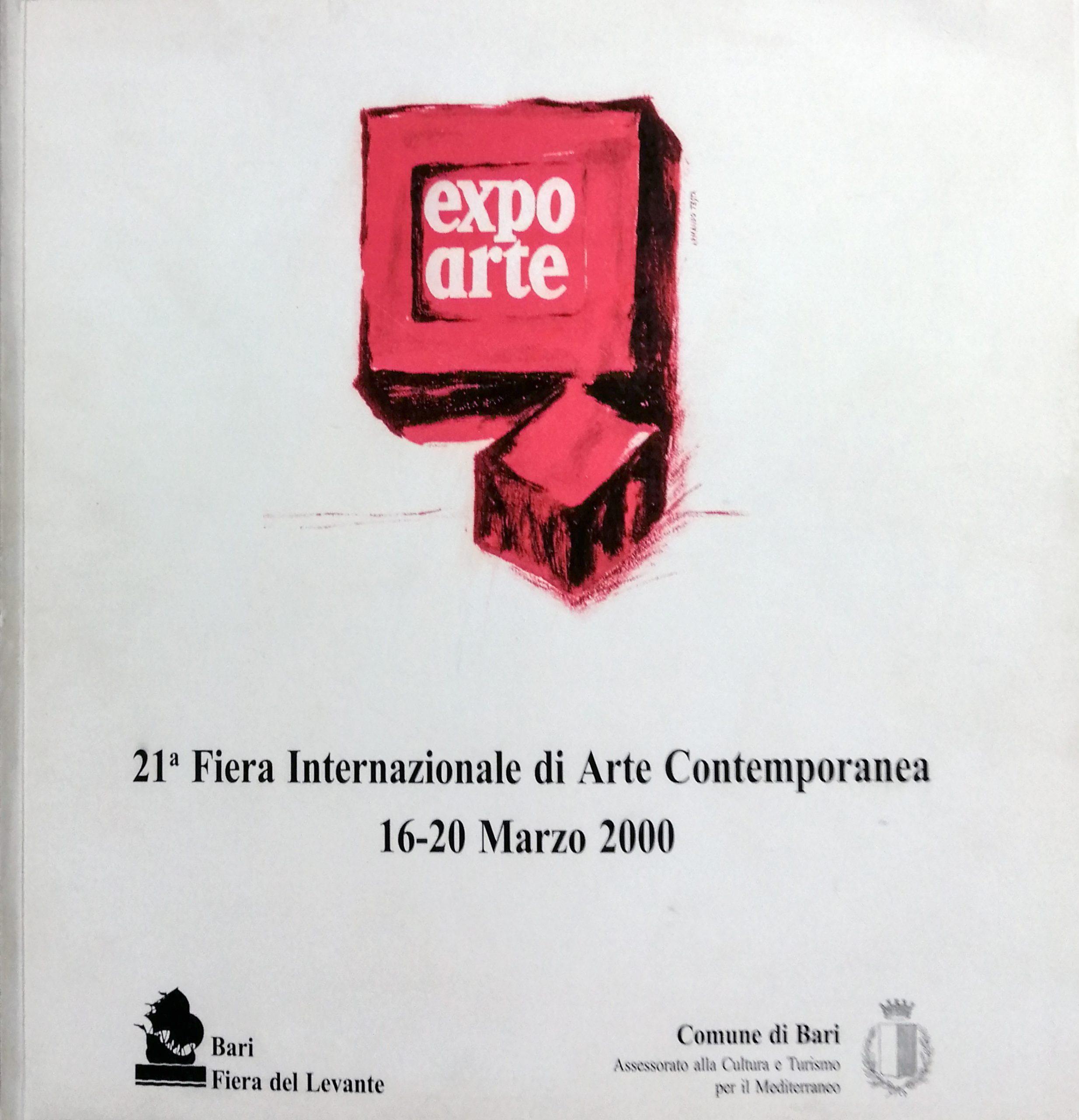 2000 Expo Arte Fiera del Levante Bari scaled - Bibliography/ Catalogues
