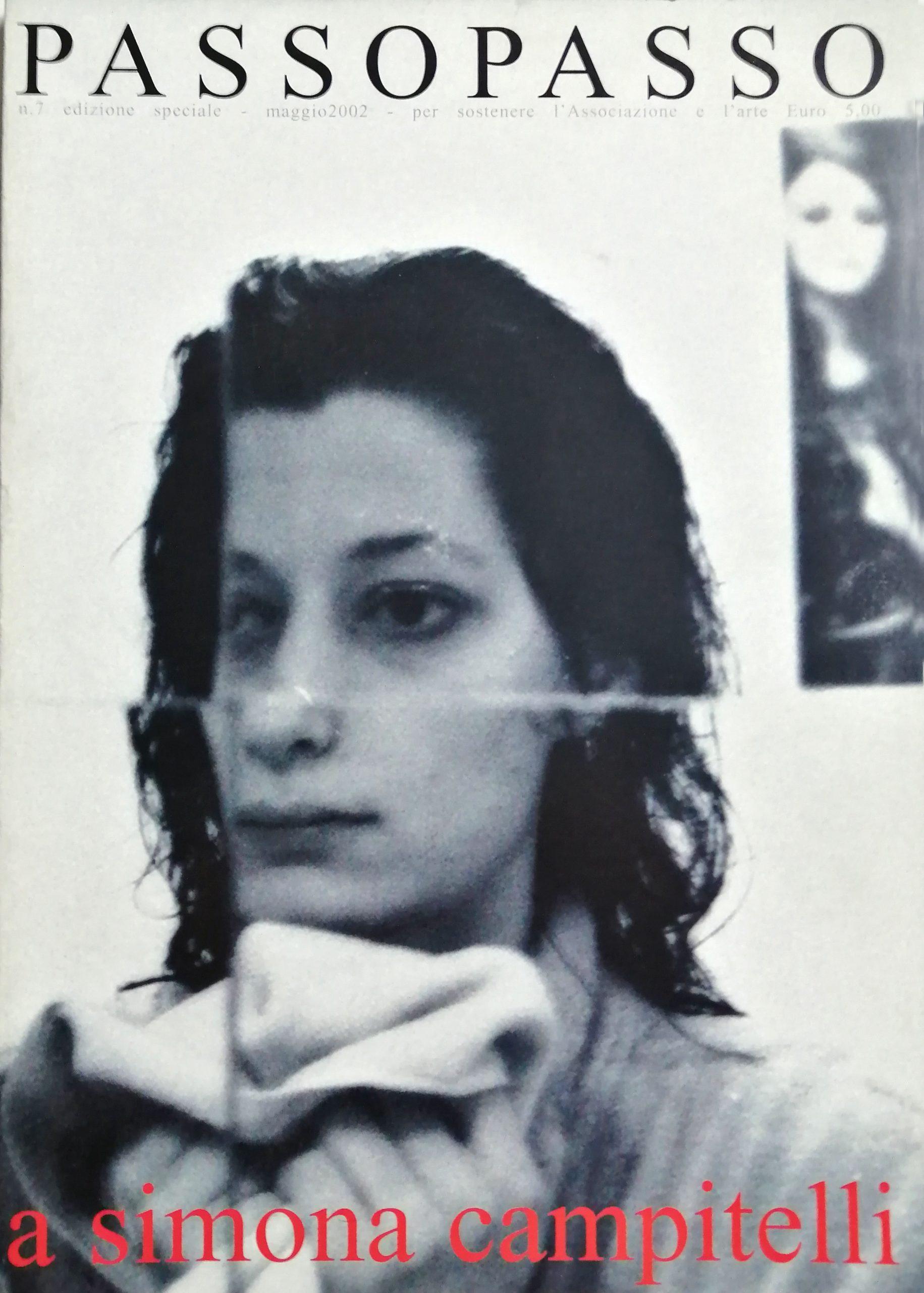 2002 Passopasso 7 rivista catalogo scaled - Bibliography/ Catalogues