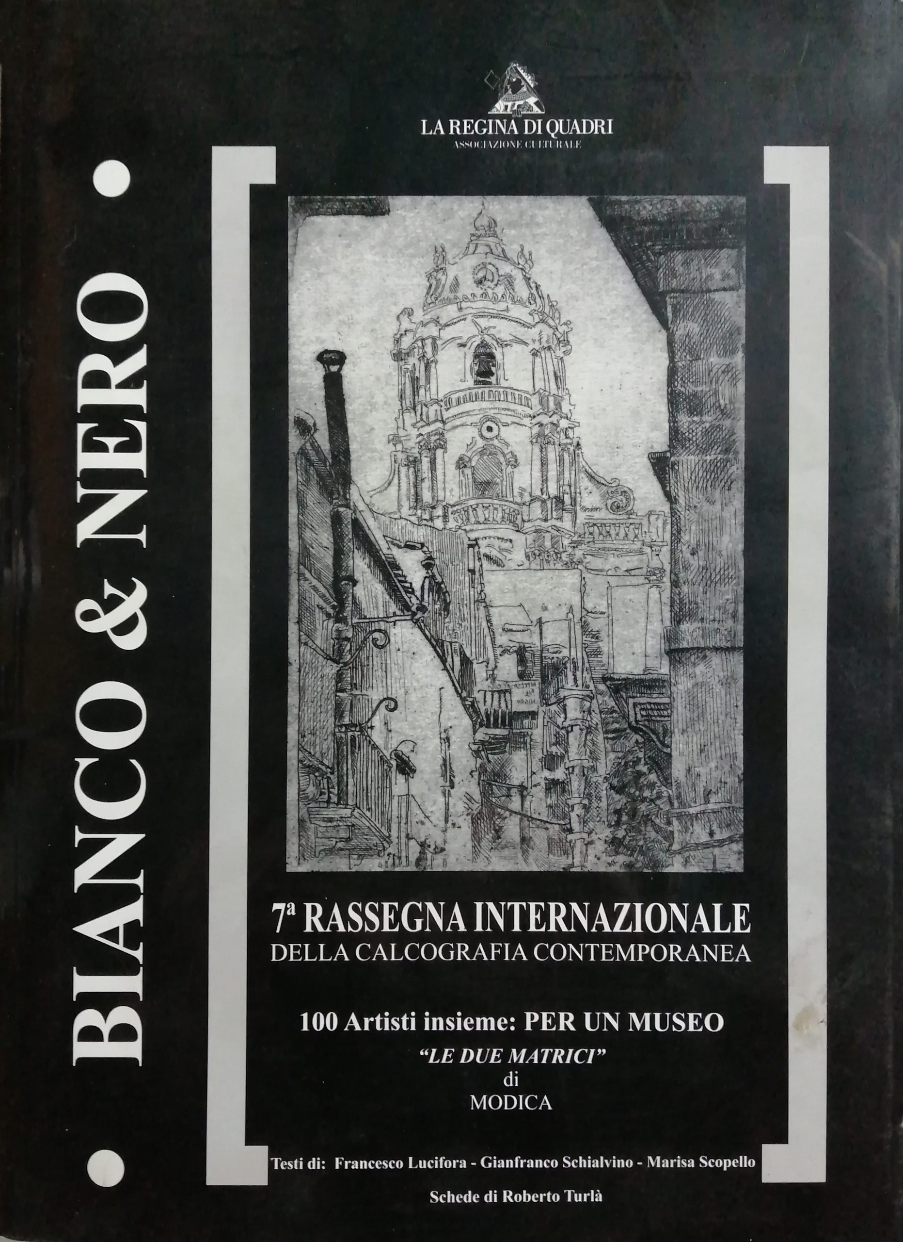 2003 2007 Bianco Nero scaled - Bibliography/ Catalogues