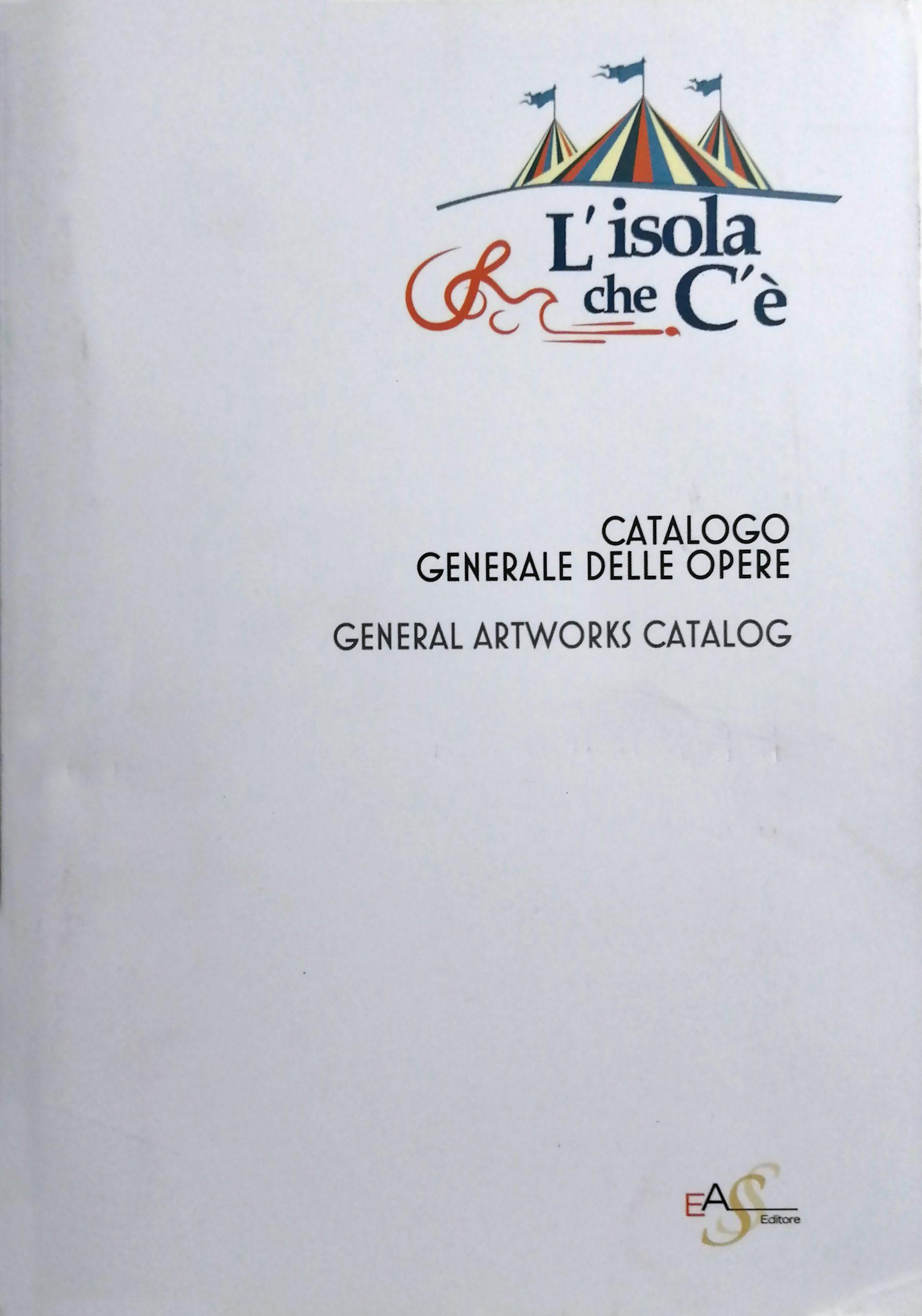 2005 LIsola che cè Villa Castelnuovo Palermo scaled - Bibliography/ Catalogues