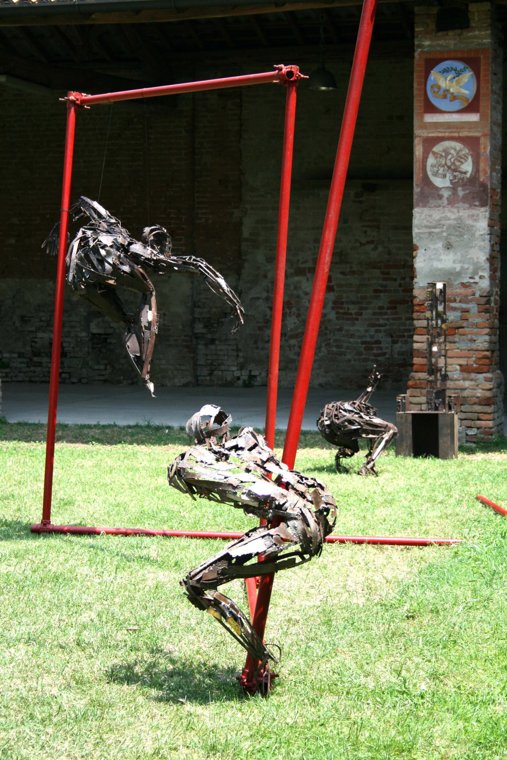 2009 Rosso e il suo Magenta Casa Brocca Magenta immagin scaled - Bibliography/ Catalogues