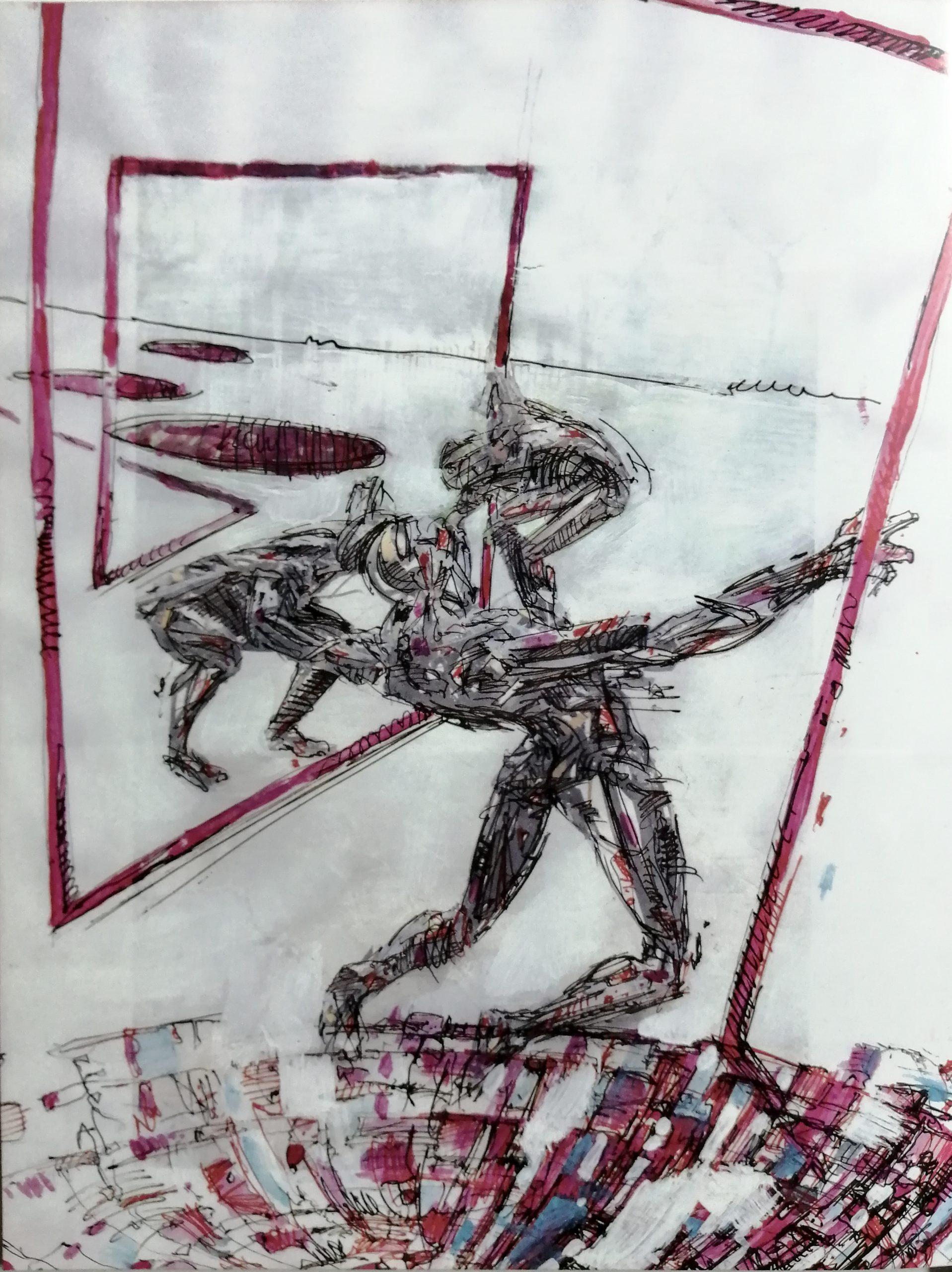 2009 Rosso e il suo Magenta Casa Brocca Magenta immagine scaled - Bibliography/ Catalogues