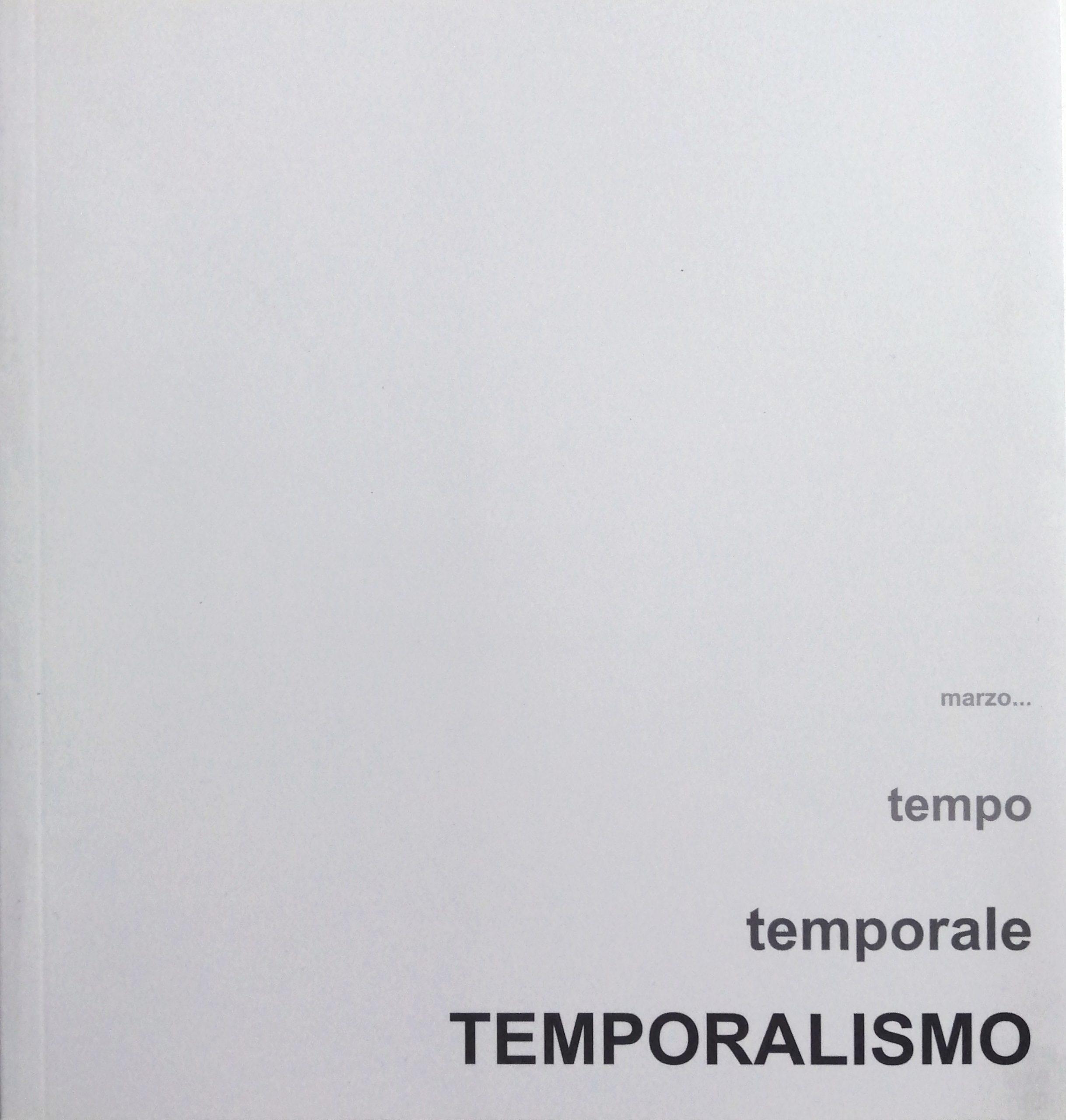 2014 Tempo temporale temporalismo Comune di Tolentino scaled - Bibliography/ Catalogues