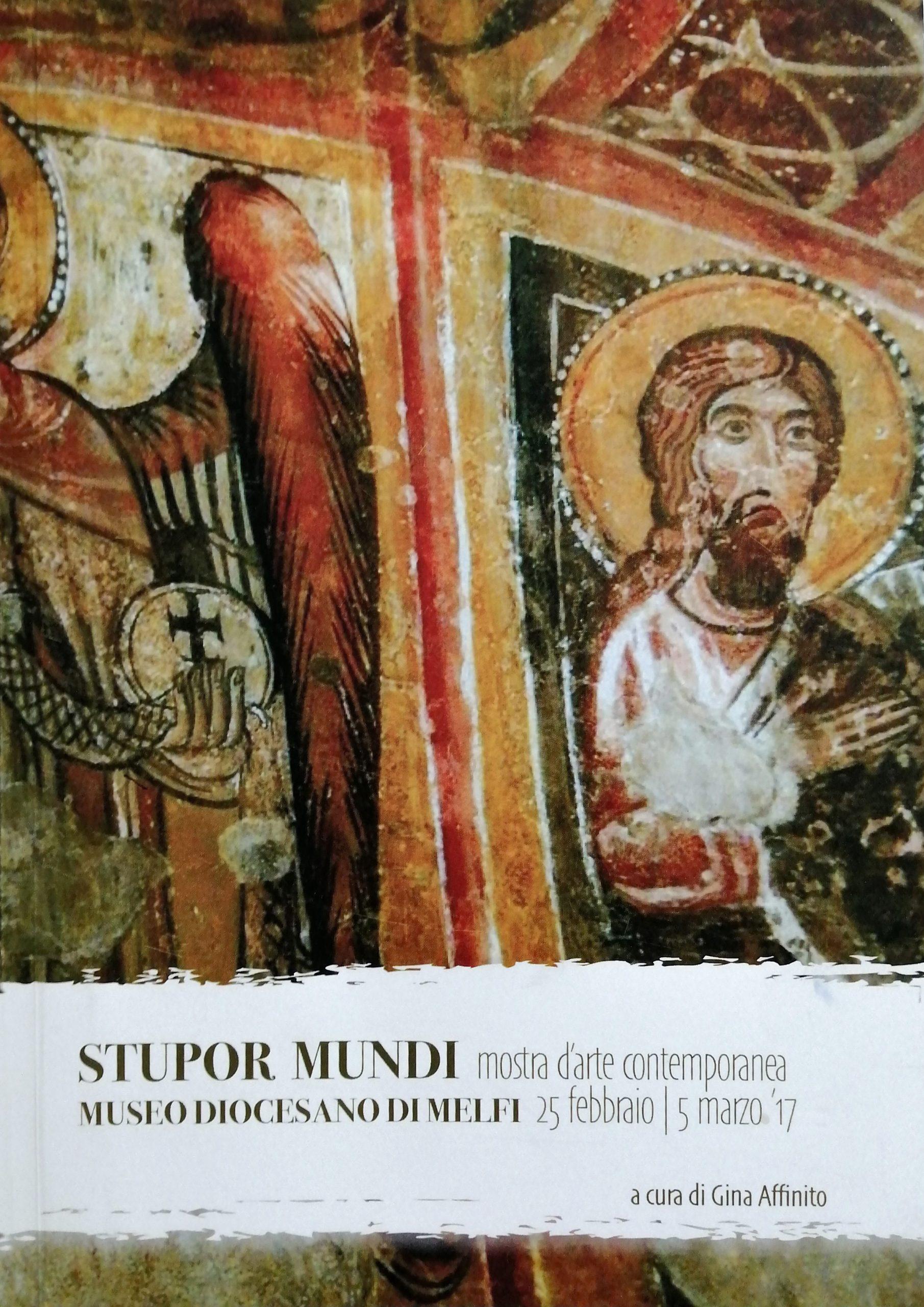 2017 Stupor Mundi Museo Diocesano Melfi  scaled - Bibliography/ Catalogues