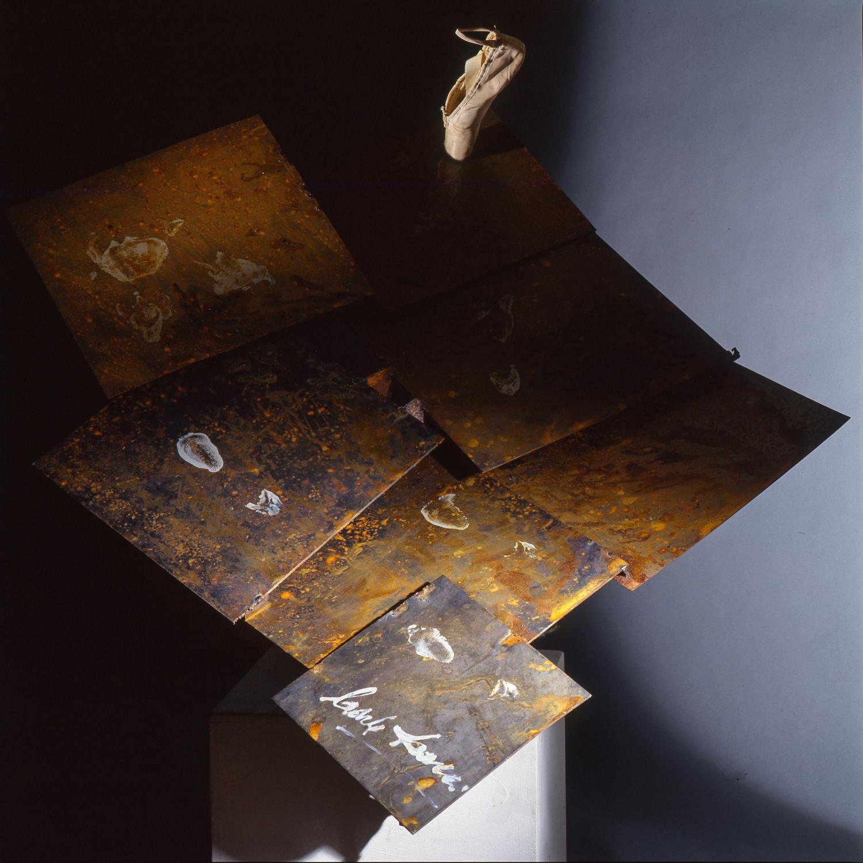 """Carla Fracci - works """"Quattro Mani"""" since 1996"""