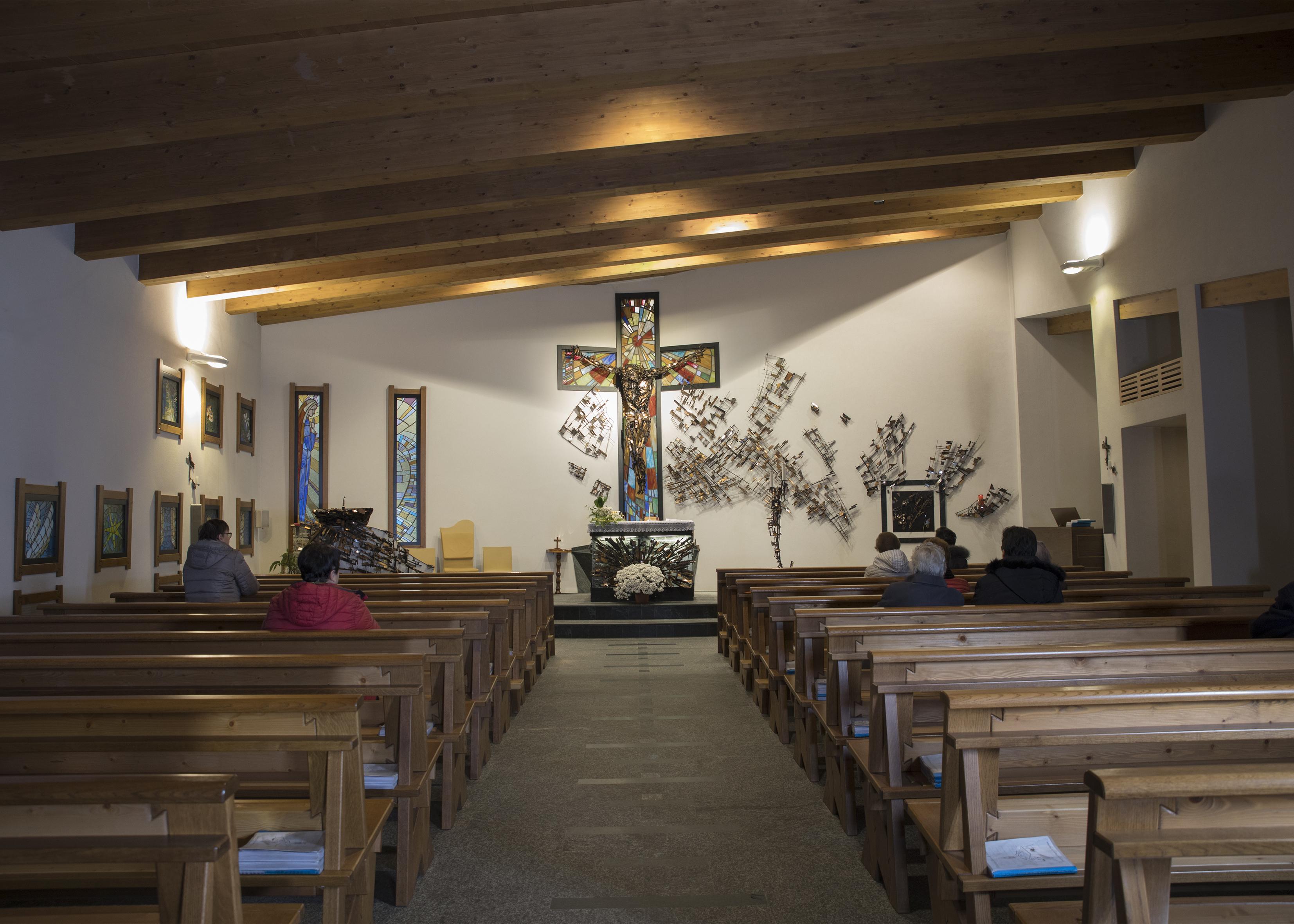 DA8A1101 - Chiesa S.Antonio di Pedenosso