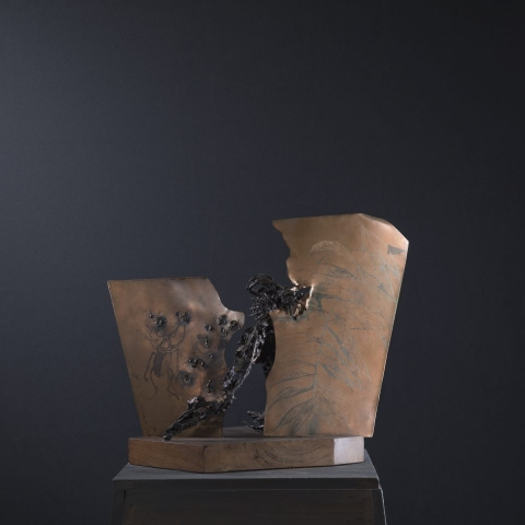 "Giorgio Rogino 960x960 640x480 - works ""Quattro Mani"" since 1996"