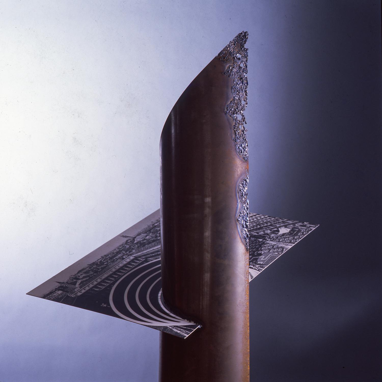 """Paolo Scirpa - works """"Quattro Mani"""" since 1996"""