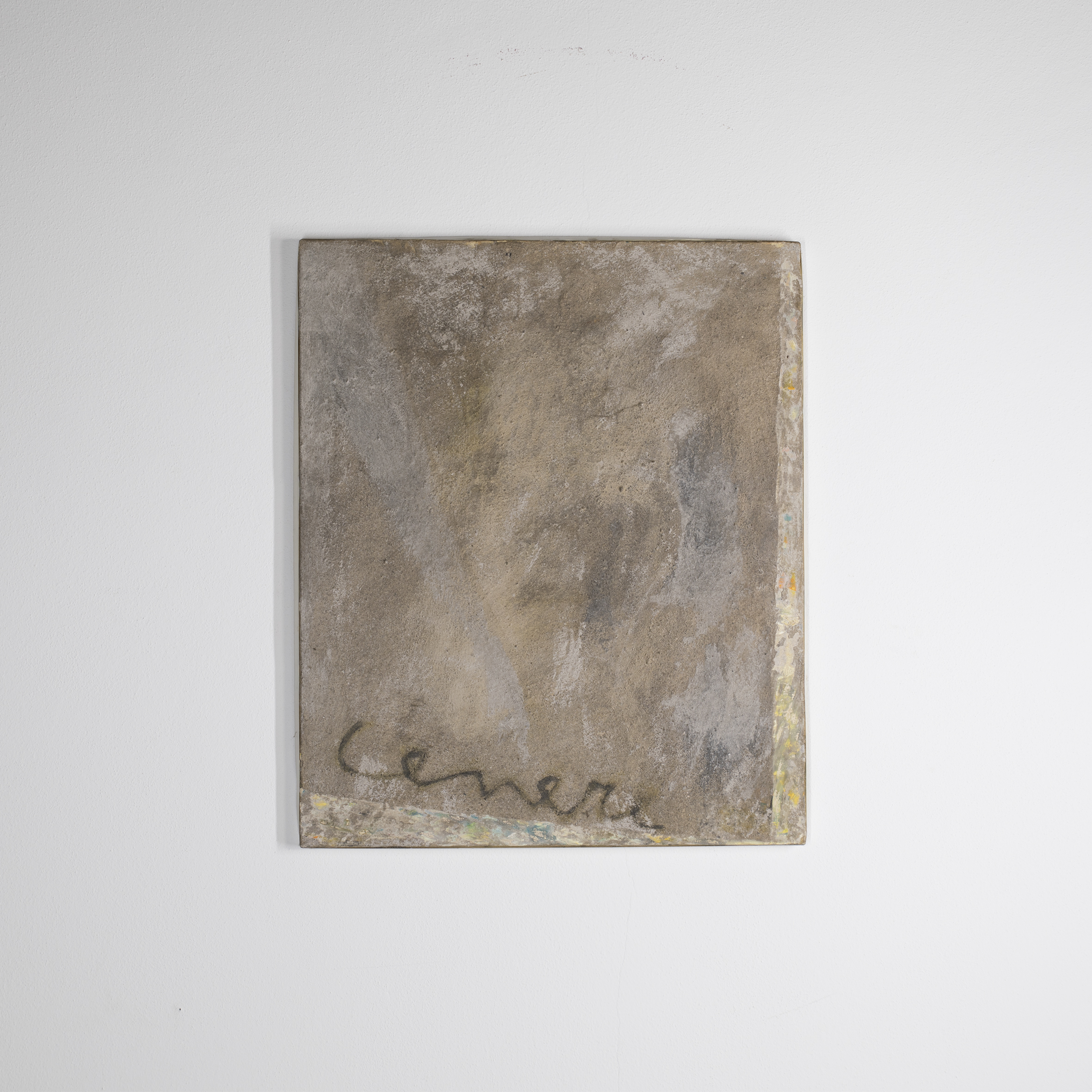cenere1 - works painting 1974-1988