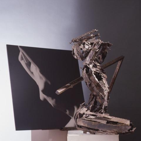 "sculture001 960x960 640x480 - works ""Quattro Mani"" since 1996"
