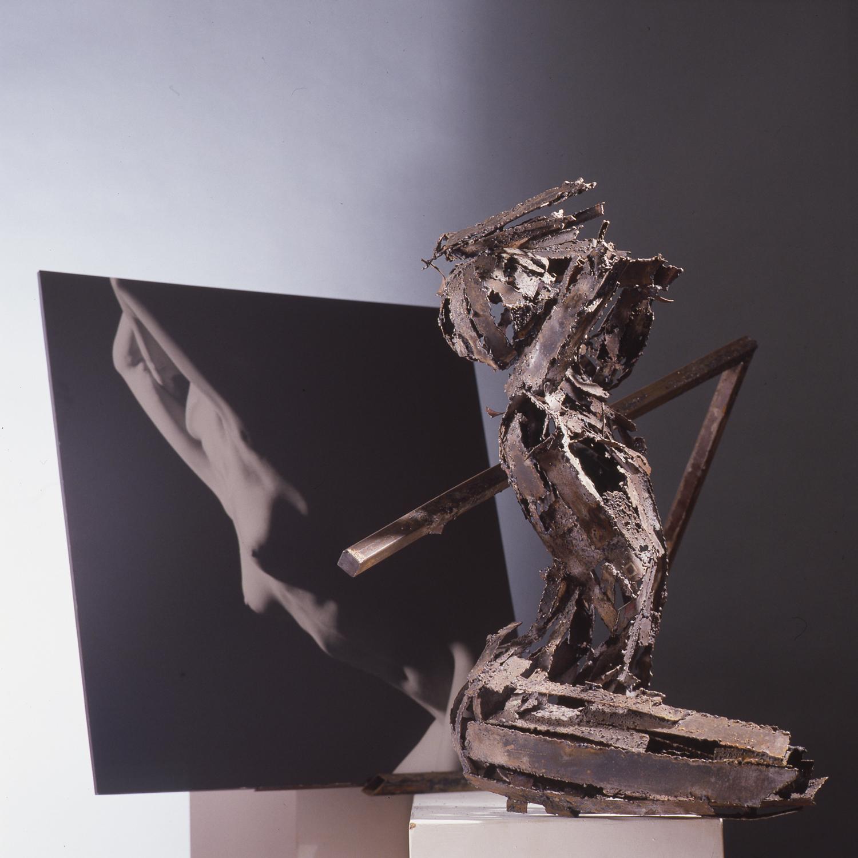 "sculture001 - works ""Quattro Mani"" since 1996"