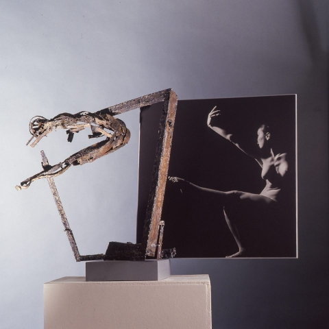 "sculture002 960x960 640x480 - works ""Quattro Mani"" since 1996"