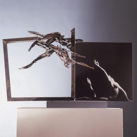 "sculture003 960x960 640x480 - works ""Quattro Mani"" since 1996"