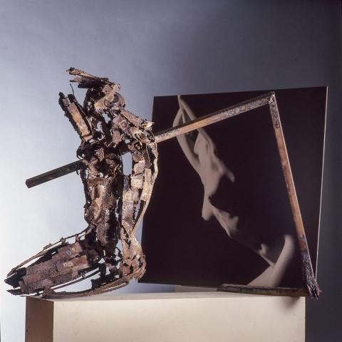 "sculture004 960x960 640x480 - works ""Quattro Mani"" since 1996"